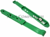 Dell Green Plastic Mounting 2pcs-each Rails Pairs 86DVJ Dimension 4200/4300/4500