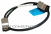 Dell HSSDC-HSSDC 24IN Blue Copper Fiber Cable NEW 7419U