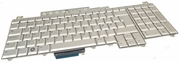 Norwegian Dell Inspiron 1720 D8000 Keyboard New UW759 Non-English Silver Laptop