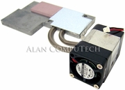 Dell Insprion 7500 Heatsink- Fan  Assy 2823T