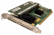 Dell LSI PERC4 U320 PCI-x No Battery RAID Adapter J4717 2-Channel Card PCBX518-B1