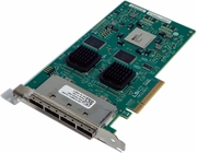 Dell LSI SAS31601E 3GB I/O 4-Port SAS PCIe Card 1M8T1