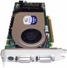 Dell nVidia Quadro FX3400 PCIe 256MB 2-DVI Card N4083
