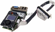 Dell PE2850 LCD PWR with USB-I/O and Cable Assy J3772 with Cable X5253- M4332