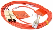 Dell PV Fibre LC-SC  DX FC EMC 5m Cable NEW 2R389 Powervault Cable Assembly