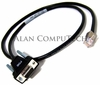 Dell RJ32 to DB9 External Female Data Cable 9Y932