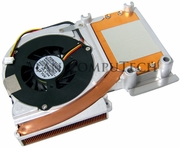 Dell SmartStep 200n 250n Heatsink-Fan Assy 7W757