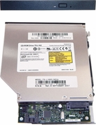 Dell TS-L162 Slim with Tray 24x SATA Drive New HX602 TS-L162C/DEYH w / YG554 Assy