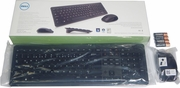 Dell Turkish BT Wireless Keyboard and Mouse New 256R8 KM632 WTG41 (Not English KB)