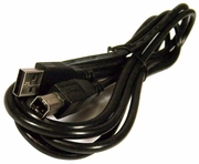 Dell USB 2.0 A-4pin to B Black Cable New 5KL1E