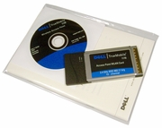 Dell W3931 TrueMobile 1170 AccessPoint 2.4Ghz WLan Card W1566 iEEE 13-Ch 8800-ET-DL