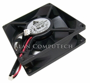 Delta 12v DC 0.30a 4in-long 2-Wire 2-Pin 80x25mm FAN