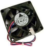 Delta 12v DC 0.30a 70x20mm 3-Wire Fan AFB0712HHD-SY45