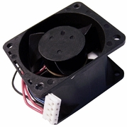 Delta 12v DC 0.54a 6-Wire 4-Pin 50x40x32mm Fan
