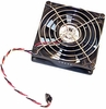 Delta 12v DC 0.60a 92x25mm 3-Wire Fan AFB0912VH AFB0912VH-F00 DC Brushless
