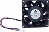 Delta 12v DC 1.35a 80x38mm 3-Wire Fan FFB0812EHE-F00-BY 3-Pin Brushless Server FAN