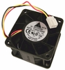 Delta 12v DC 1.68a 60x38mm 3-Wire Fan TFB0612GHE-F00