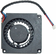 Delta 12vdc 0.12A 3-Wire Cooling Fan BFB05512HA-F00