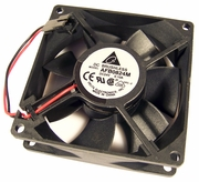 Delta 24v DC 0.10a 80x25mm 2-Wire Fan AFB0824M-CPC-2