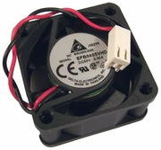 Delta Brushless 40x20mm 5vdc 3in 2-wire Fan EFB0405VHD-3