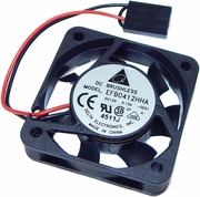 Delta DC12V 0.15A 2-Wire Fan 40x10mm EFB0412HHA-SE01