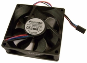 Delta Fonsan 12v DC 0.30a 80x25mm 3-Wire 3-Pin FAN