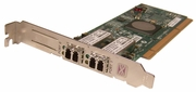 Emulex PCI-x 4GB Dual Port FC HBA Card FC1120006-01A