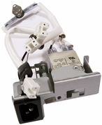 Epson EMP-9100 Power Inlet w/ Switch and Cables APS-125