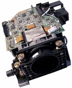 Epson EMP-9100 Focus PCBoard and Mirror Assy CH12-EGN