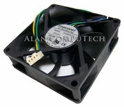 Foxconn 12v DC 0.65a 80x25mm 4-Wire Fan New PV802512E