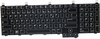 French Dell Alienware M17x Backlit Keyboard New 48HWR