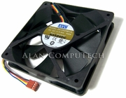Gateway 4-Wire DA12025B12L 12v 0.30a 120x25mm FAN New