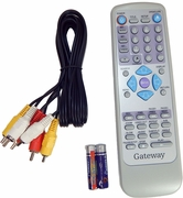 Gateway ADC-220 DVD Remote Control NEW Kit HOF3F117D4