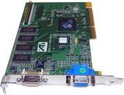 ATi 3DRage VGA DFP 8MB AGP Video 109-55700-01 6001045 LT PRO Video Card