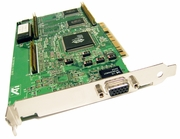 Gateway ATi SGRAM Rage II 2MB PCI Video Card 6000698 109-40100-00