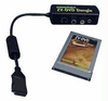 Kingmax DVD Decoder with Dongle PCMCIA Card ZV-DVD Laptop DVD Decoder