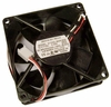 HP 0.30A 12V 80x25mm 3-Wire Fan NEW 3110GL-B4W-B59-P51 NMB 3-Pin DC Brushless REV.H
