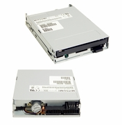 HP 1.44MB 3.5in Bezeless Black Floppy Drive 5065-4290