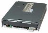 HP 1.44MB 3.5in Bezeless Floppy Drive D2035-60391 JU-256A316P Black Door