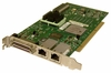 HP 1000BT 2-Port PCIx U320 SCSi Combo Adapter AB290AX AB290-60001- B290-80001 Card