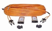 HP 100m Optical SW FC Cable with 2-GBICS New D6981A Short-wave Fiber channel