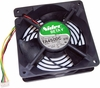 HP TA450DC 120x38mm 12VDC 0.8a 4-Wire Fan 241761-004 B34262-34-CQ4