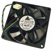 HP 12v DC 0.40a 80x15mm 4-Wire 4-Pin Fan EFB0812HHB