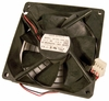 HP 12v DC 0.56a Rev.L 2-Wire 92x25mm FAN 166809-002-L 3610KL-04W-B60-S02