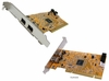 HP 1394 Firewire Dual Port PCI FH Card New 515182-001 IEEE-1394A Full Height Card