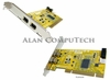 HP 1394a Firewire PCI Card 441448-001 New PV934AV Standard  Bracket Card