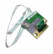 HP DV7 Fingerprint w Cable Reader Board NEW 480476-001
