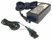 HP 18.5v 3.5a 65w 3-Prong AC Adapter NEW 609939-001