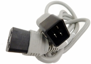 HP 18a 125v C-19 to C-20 6Ft Grey Power Cord 242867-005