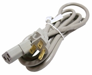 HP 5-15P to C13 7.5Ft Gray Power Cord NEW 8120-1751 18 AWG, 2.3m Cable NEW Bulk